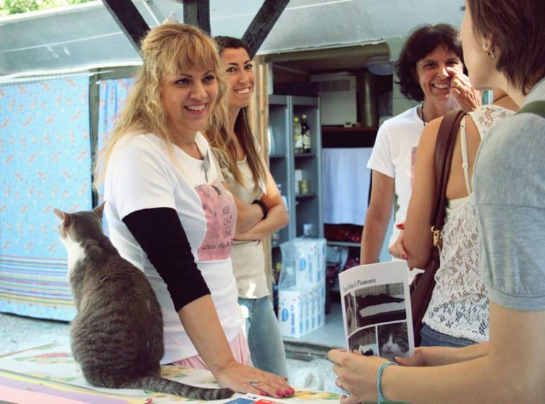 Patty, Silvia e Nico