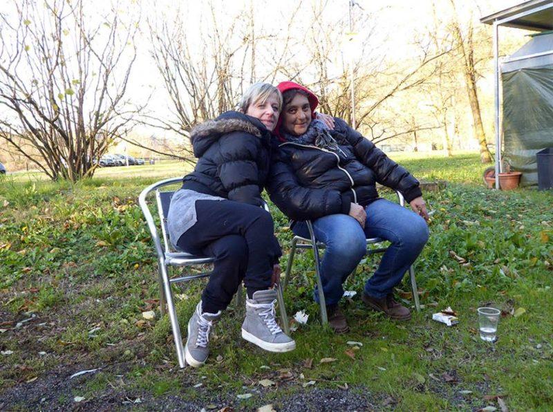 Giulia e Antonella
