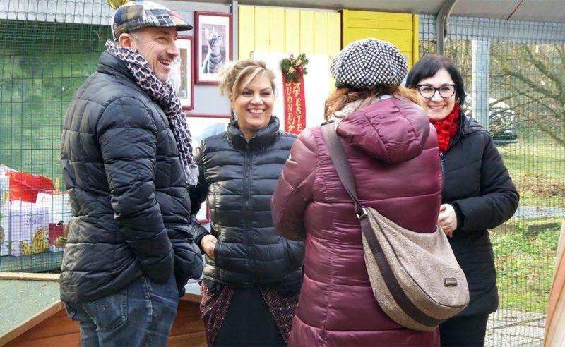Patty, Mela e Amici dell\'Oasi