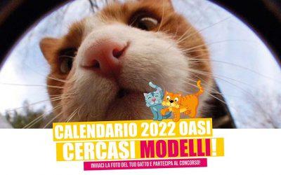 Per il nostro calendario 2022 cerchiamo modelli, partecipa anche tu!